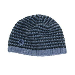 Columbia Childrens Blue Knit Beanie Winter Hat